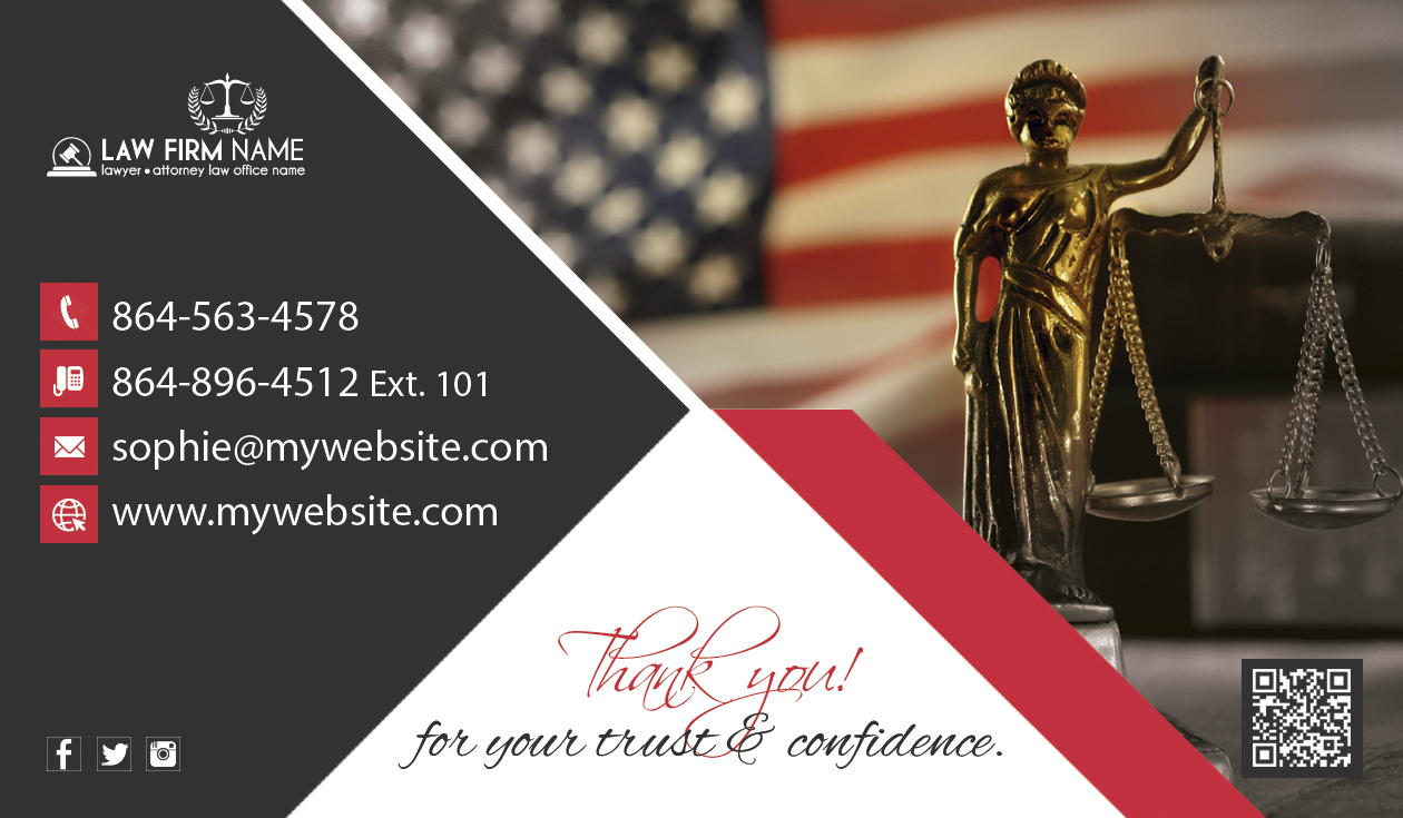 lawyer business card template 21  law firm business cards