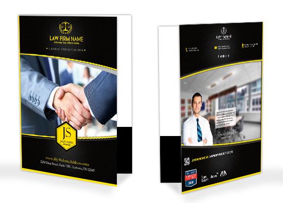 Lawyer Folders, Law Firm Folders, Attorney Folders, Legal Folders, Law Office Folders, Lawyer Folder Templates, Lawyer Folder Printing